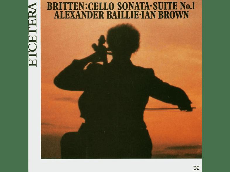 Ian Brown - Cello Suites Vol.1 [CD]