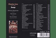 Tan Crone, ALEXANDER/CRONE - Songs [CD]