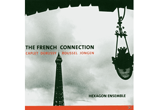 Hexagon Ensemble - The French Connection - (CD)