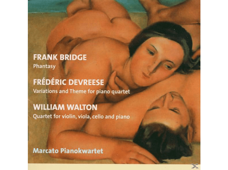 Marcato Pianokwartet - Fantasie/Quartett [CD]