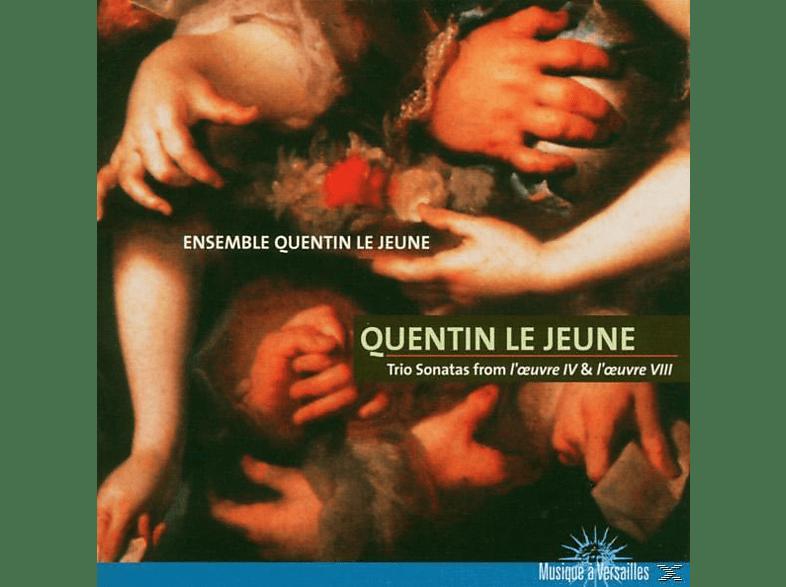 Ensemble Quentin Le Jeune - Triosonaten [CD]