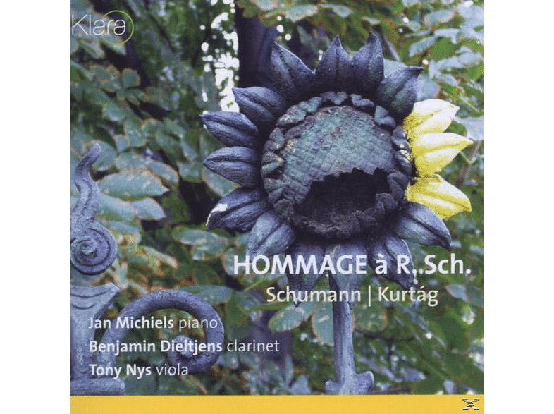 Michiels - Hommage a Robert Schumann [CD]