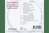 Egidius Kwartet - Flemish Composers At The Court Of Philip II [CD]