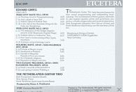 Netherlands Guitar Trio - Music For Guitar Ensemble [CD]