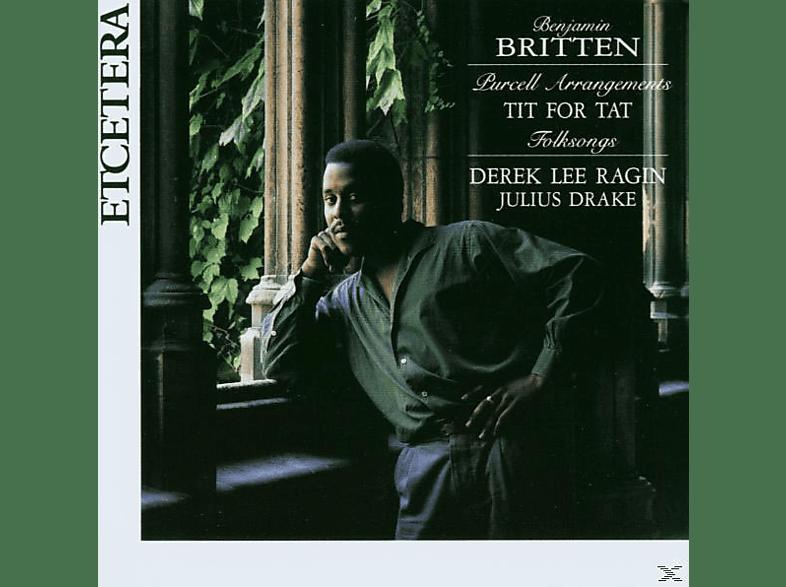 Ragin,Derek Lee/Drake,Julius - Derek Lee Ragin Live... [CD]