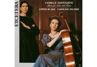 Lowri Blake, Caroline Palmer - Music For Cello And Piano - (CD)