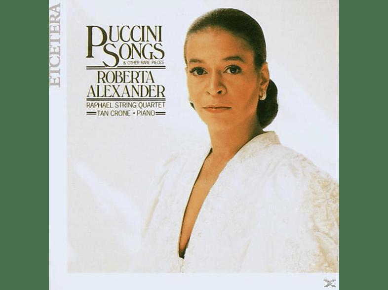 Alecander,Roberta/Crone,Tan/+ - Songs And Rare Pieces [CD]