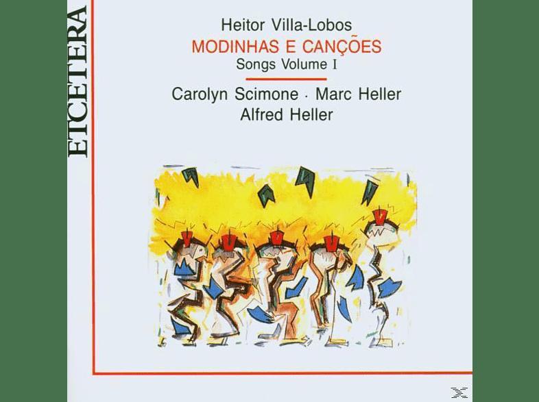Marc Heller - Songs Vol.1 [CD]