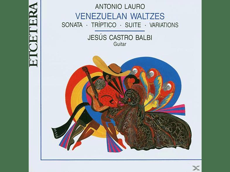 Jesus Castro Balbi - Venezuelan Waltzes [CD]