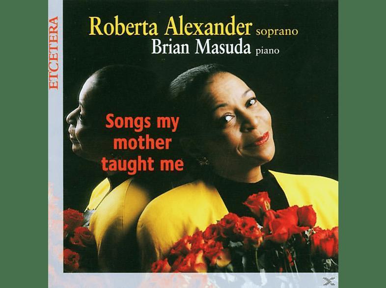 Brian Masuda - Songs My Mother Taught Me [CD]