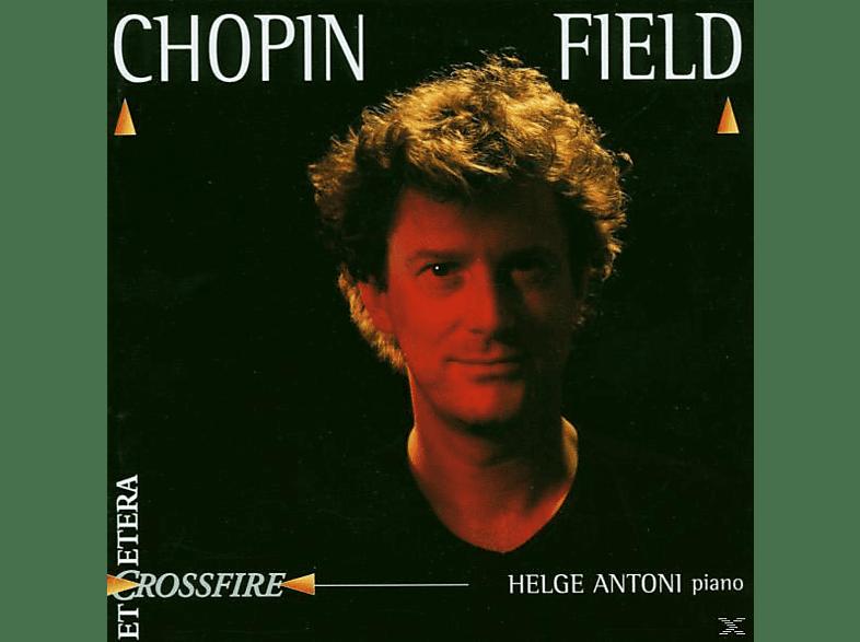 Helge Antoni - Klaviermusik [CD]