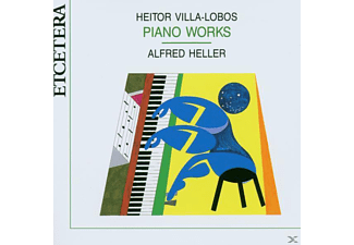 Alfred Heller - Piano Works Vol.1 - (CD)