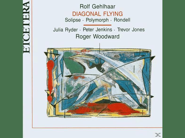 The Jones, VARIOUS, Jenkins, Ryder, Woodward - Diagonal Flying [CD]