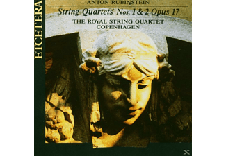 The Royal String Quartet Copenhagen - Streichquartette - (CD)