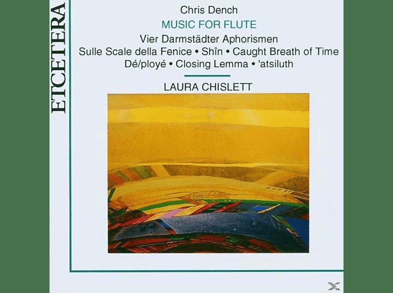 VARIOUS, Chislett, Jenkin, Mccallum - Music For Flute (1981-1991) [CD]