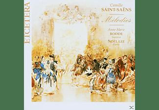 Rodde,Anne-Marie/Lee,Noel/+ - Melodies  - (CD)