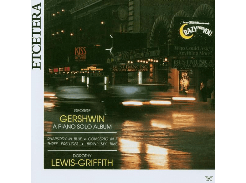 Dorothy Lewis-griffith - A Piano Solo Album [CD]