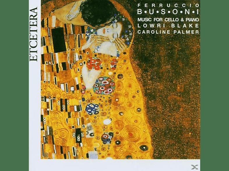 Lowri Blake, Caroline Palmer - Music For Cello And Piano [CD]