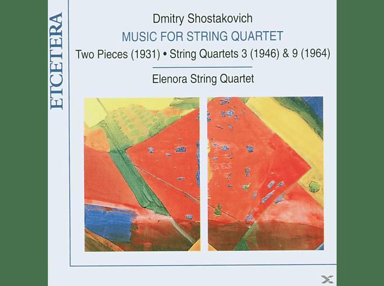Elenora String Quartet - Music For String Quartet [CD]