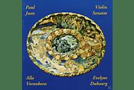 Dubourg Evelyne - Violin Sonatas [CD]