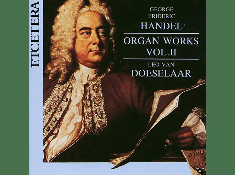 Leo Van Doeselaar - Orgelwerke Vol.2 [CD]
