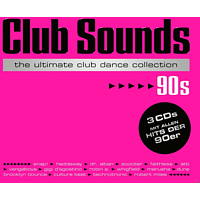 VARIOUS - Club Sounds 90s [CD]