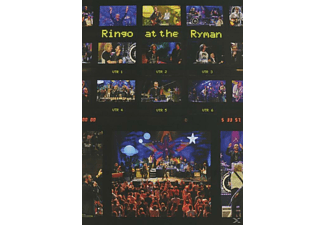 Ringo Starr - Ringo At The Ryman (DVD)