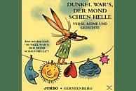 Dunkel war's (mit Lied) - (CD)