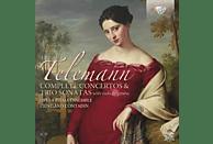 VARIOUS, Cristiano Contadin - Complete Concertos And Trio Sonatas [CD]