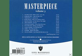 VARIOUS - Masterpiece Vol.3  - (CD)