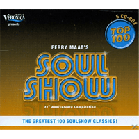 VARIOUS - FERRY MAAT'S SOULSHOW TOP 100 [CD]