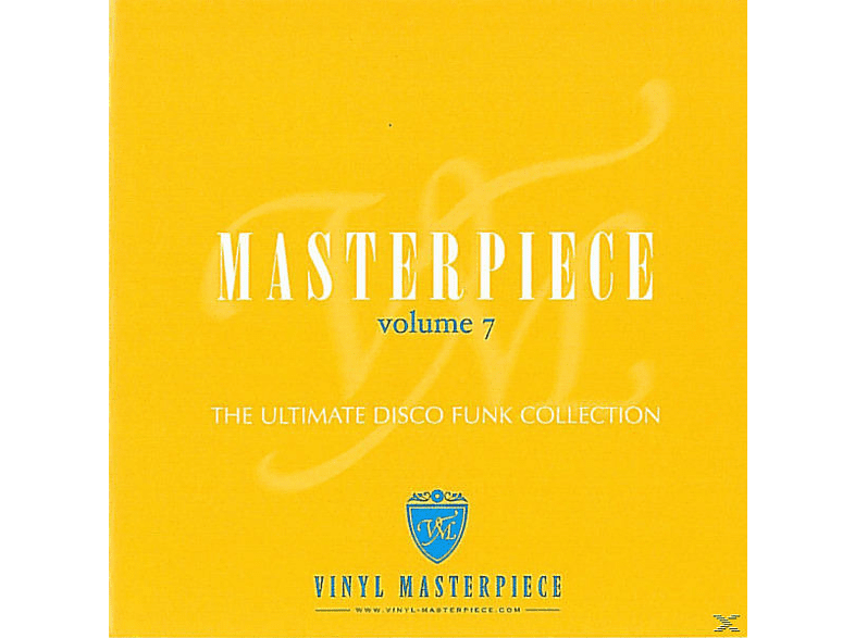 VARIOUS - Masterpiece Vol.7 [CD]