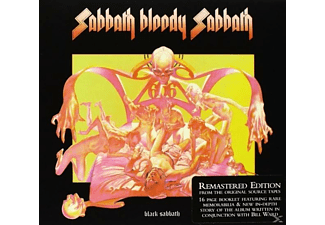 Black Sabbath - SABBATH BLOODY SABBATH (REMASTERED) - (CD)
