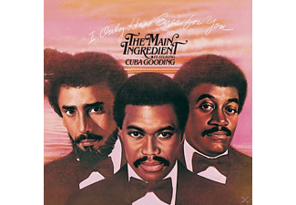 The Feat.Cuba Gooding Main Ingredient, Main Ingredient, The feat. Gooding, Cuba - I Only Have Eyes For You - (CD)