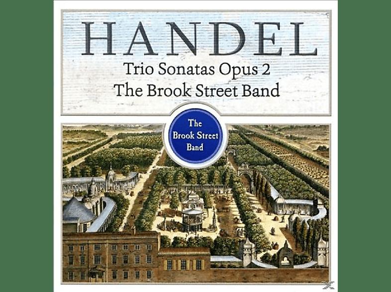 The Brook Street Band - Trio Sonatas Op.2 [CD]