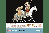 Jürg Schubiger - Seltsame Abenteuer des Don Quijote - (CD)