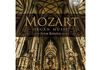 Ivan Ronda - Organ Music  - (CD)