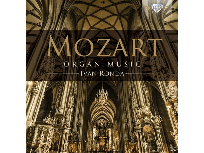 Ivan Ronda - Organ Music [CD]