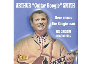 Arthur Smith - HERE COMES THE BOOGIE MAN  - (CD)