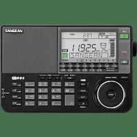 SANGEAN ATS-909X Weltempfänger (UKW, MW, LW, KW, Schwarz)