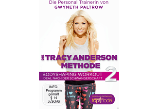 Tracy Anderson - Bodyshaping Workout 2 - (DVD)