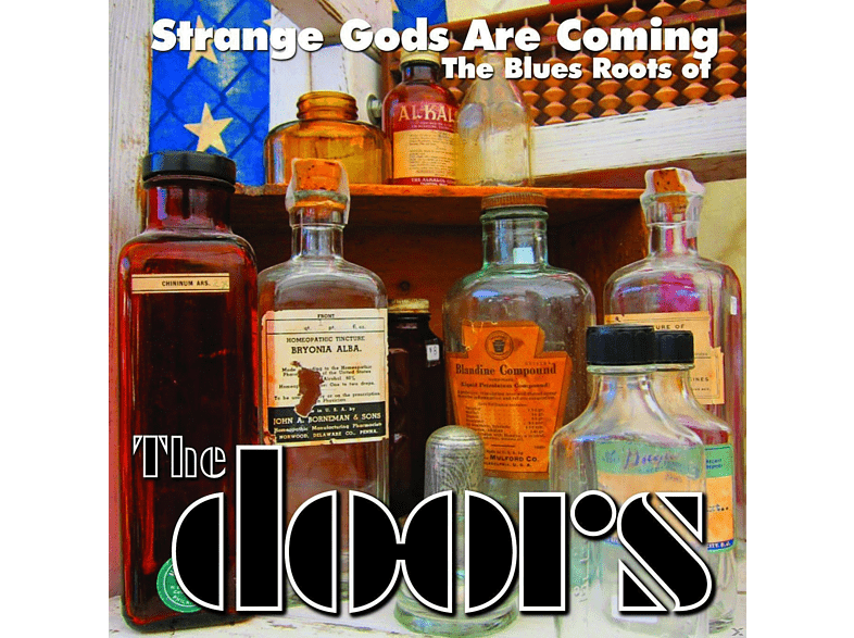 VARIOUS - Strange Gods Are Coming:The Blues Roots Of... [CD]