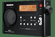SANGEAN PR-D7 Radio (FM, MW, Schwarz)