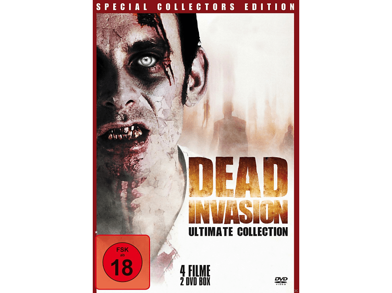 Dead Invasion - Ultimate Collection [DVD]