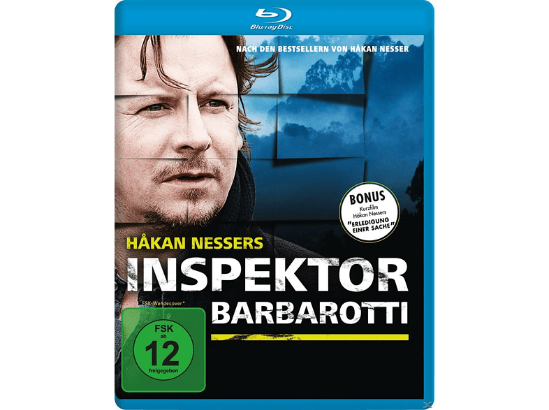 Håkan Nessers Inspektor Barbarotti [Blu-ray]