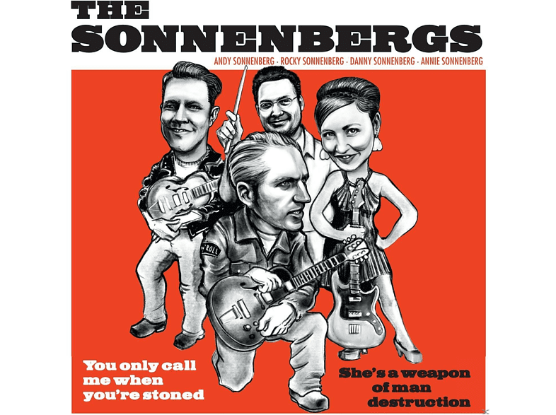 The Sonnenbergs - You Only Call Me When Your're [Vinyl]