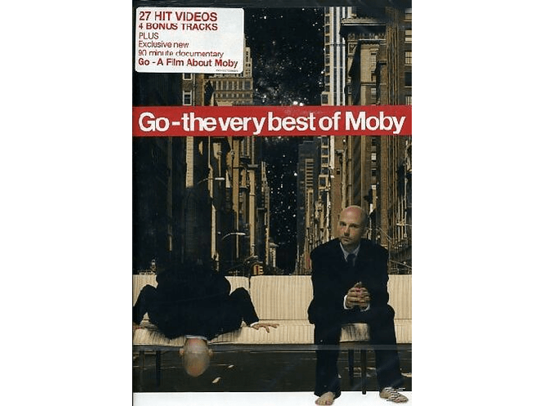 Moby - Go - The Very Best Of Moby [DVD]