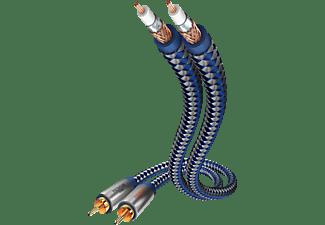 INAKUSTIK Premium II Audio Kabel RCA 0.75m