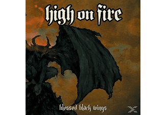 High On Fire - Blessed Black Wings  - (CD)