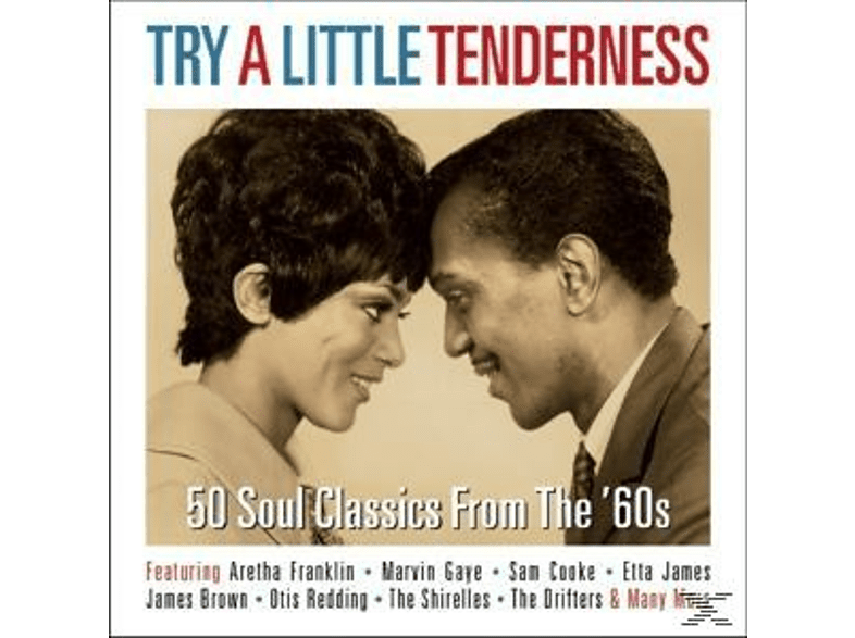 VARIOUS - Try A Little Tenderness [CD]